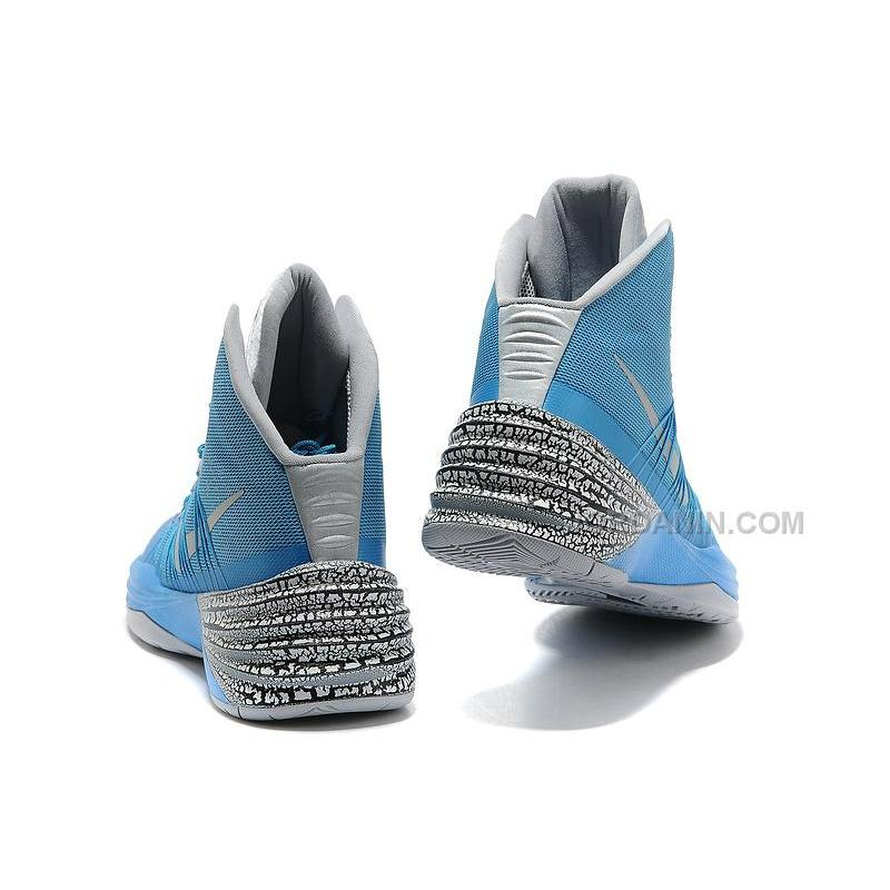 813be543c2cf ... Nike Hyperdunk 2013 XDR Blue Grey For Sale