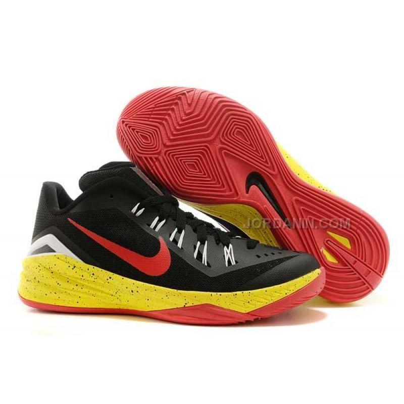 premium selection bac1e 2514c ... canada amazon nike hyperdunk 2014 low black red yellow online 07ac0  73dac eebcb 1622d
