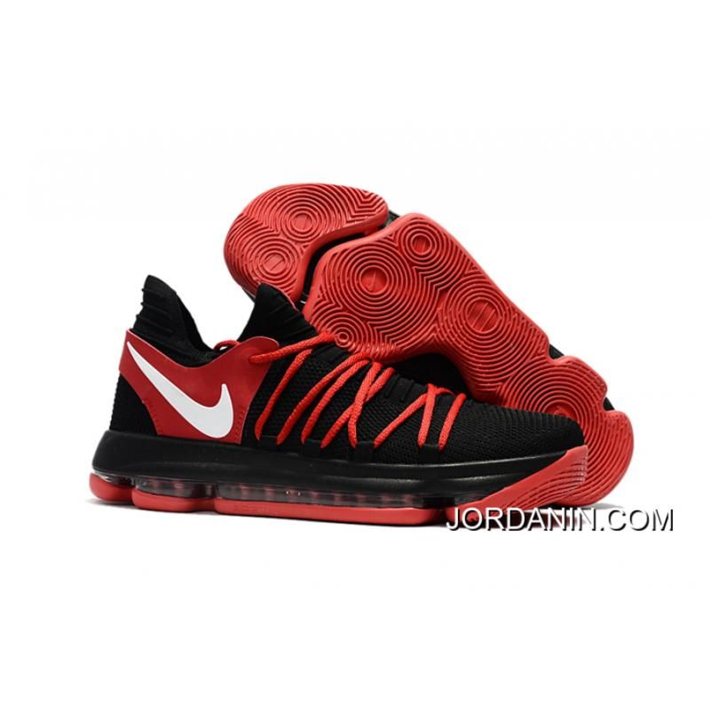 3abc4276f43f69 USD  94.53  255.24. Top Deals Nike KD 10 Black Red White ...