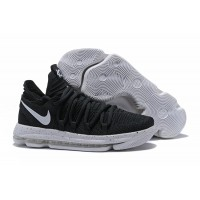 separation shoes 11b67 8d740 Nike KD 10 Black White New Release