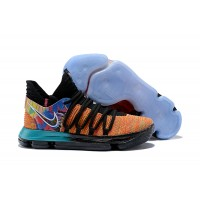 """Discount Nike KD 10 """"What The"""" PE"""
