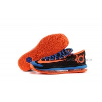 Discount Nike KD 6 Elite Series OKC Away
