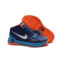Hot Nike KD Trey 5 III Navy Orange Blue
