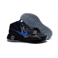 Hot Nike KD Trey 5 III Thunder Bolt Black Blue