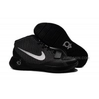 Hot Nike KD Trey 5 III Black Silver