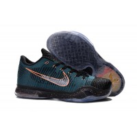 Hot Nike Kobe 10 Elite Low Drill Sergeant
