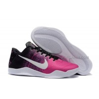 New Nike Kobe 11 Black/Think Pink-White Shoes For Sale Online