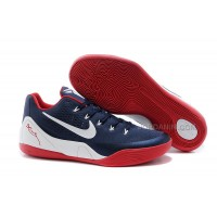 Online Nike Kobe 9 EM XDR Low Navy White Red