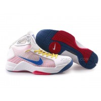 Nike Kobe Olympic Edition IV White/Blue/Red Discount