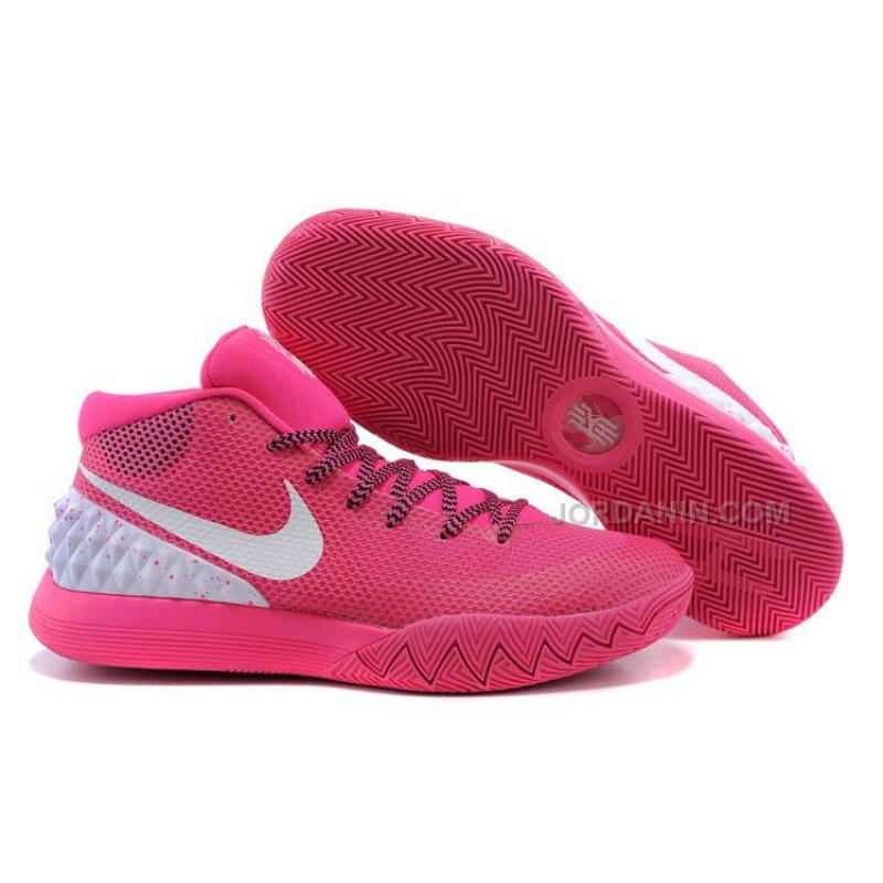 the best attitude 5d2ff 830b4 Online Nike Kyrie 1 Breast Cancer