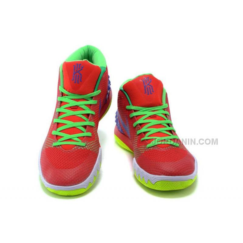 4d578a8c644c ... Online Nike Kyrie 1 Christmas Red ...