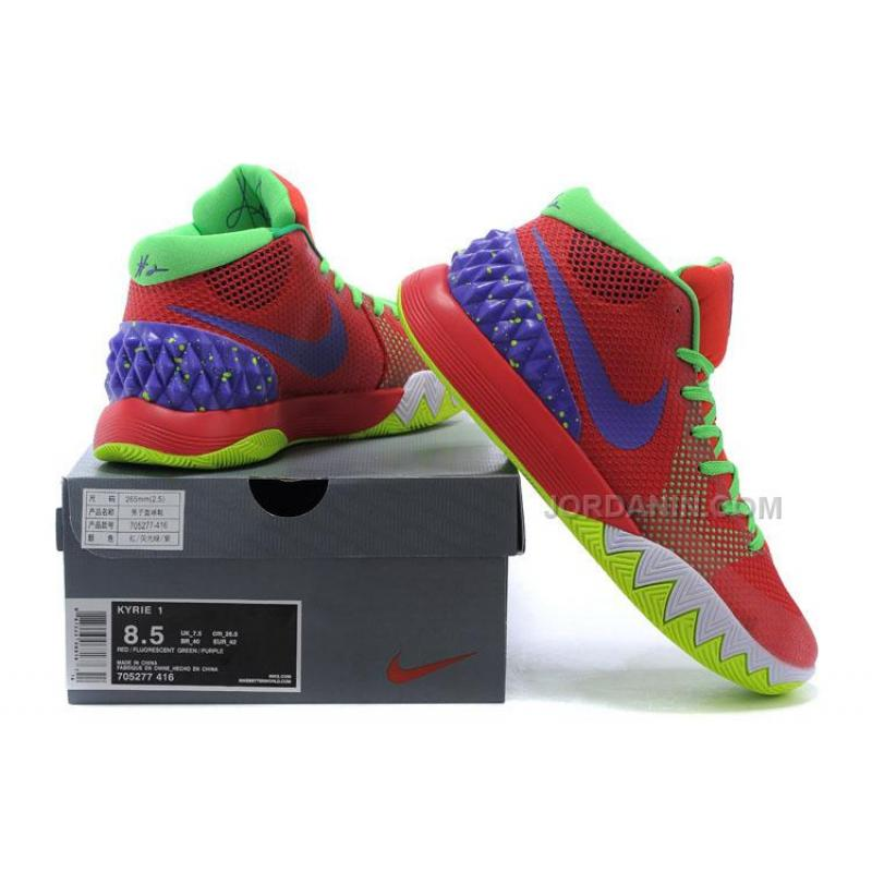 5d9a9bf0c7c5 ... Online Nike Kyrie 1 Christmas Red