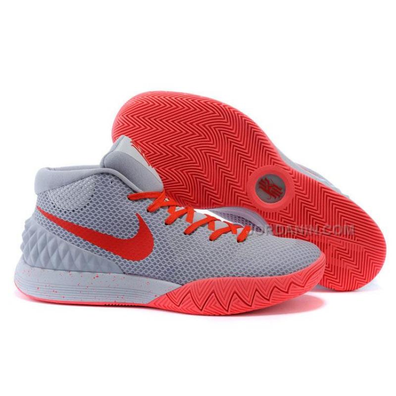 online store f42d8 0737a Online Nike Kyrie 1 Grey Red