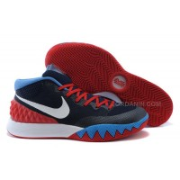 Online Nike Kyrie 1 Navy Red White