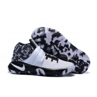 New Nike Kyrie 2 Black White Basketball Shoes