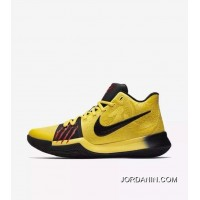 Nike Kyrie 3 Bruce Lee Men Basketball Shoe Top Deals