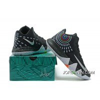 Nike Kyrie 4 Mens Basketball Shoes Black Top Deals
