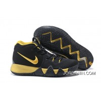 For Sale Nike Kyrie 4 Black Gold