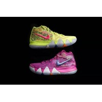 Outlet Irving 4 Kyrie Irving 4 Basketball Shoes Purple What The Nike 4 Multicolor Size 4046