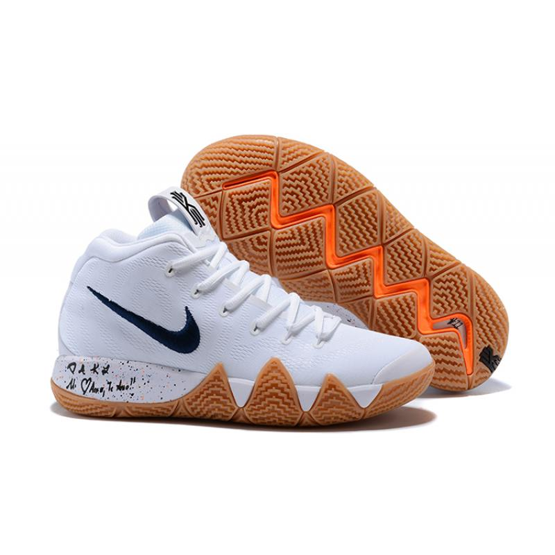 """hot sale online 14027 cc9c3 Nike Kyrie 4 """"Uncle Drew"""" New Style"""