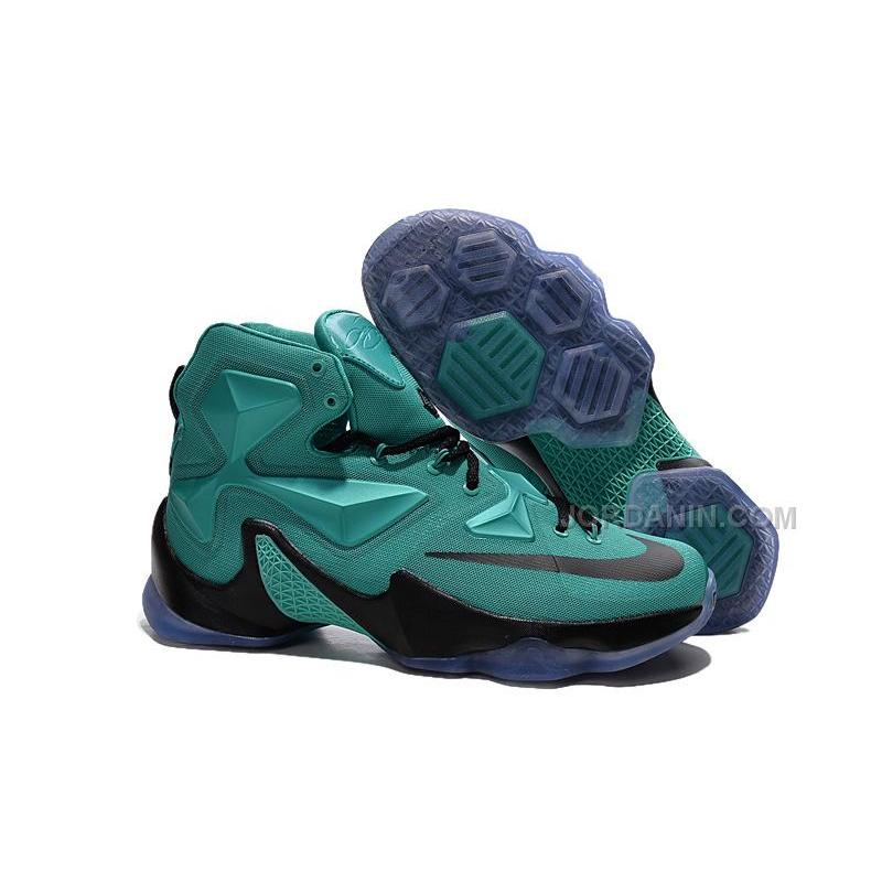 a5d7d4bfd50 USD  85.00. Cheap 2015 NBA Lebron James Shoes Sale 13s Mens Basketball  Sneakers Green ...