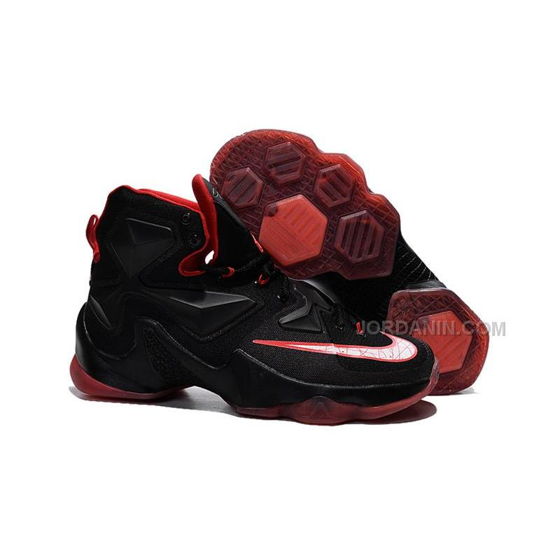 buy popular ac8d4 eb206 Cheap 2015 NBA Lebron James Shoes Sale 13s Mens Basketball Sneakers Red  Black