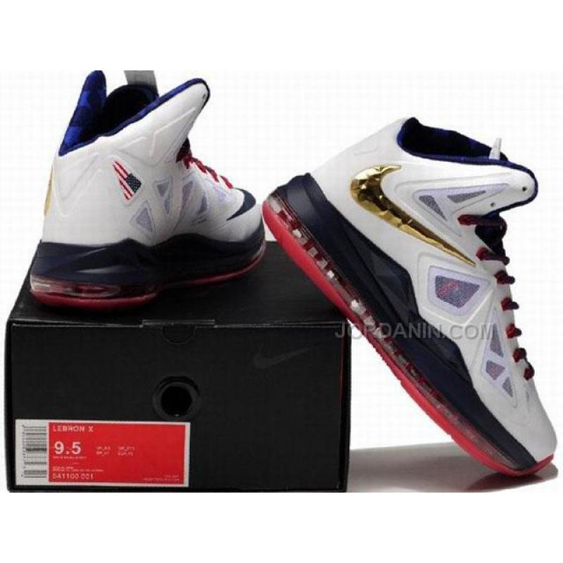 official photos 48339 f40ee ... Nike Zoom LeBron 10 P.S Meda lGold Online ...