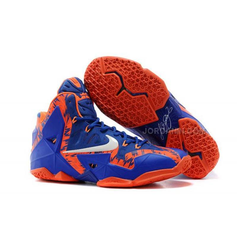 brand new 5b6f5 41d3e USD  76.00. Discount Nike LeBron 11 P.S. Elite Royal Blue ...