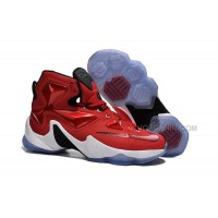 Hot Nike LeBron 13 Gym Red