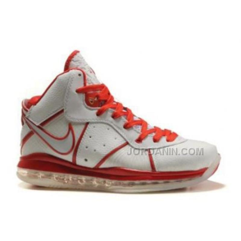 184a9ba1cb68 USD  76.00. For Sale Nike Lebron 8 V3 White ...