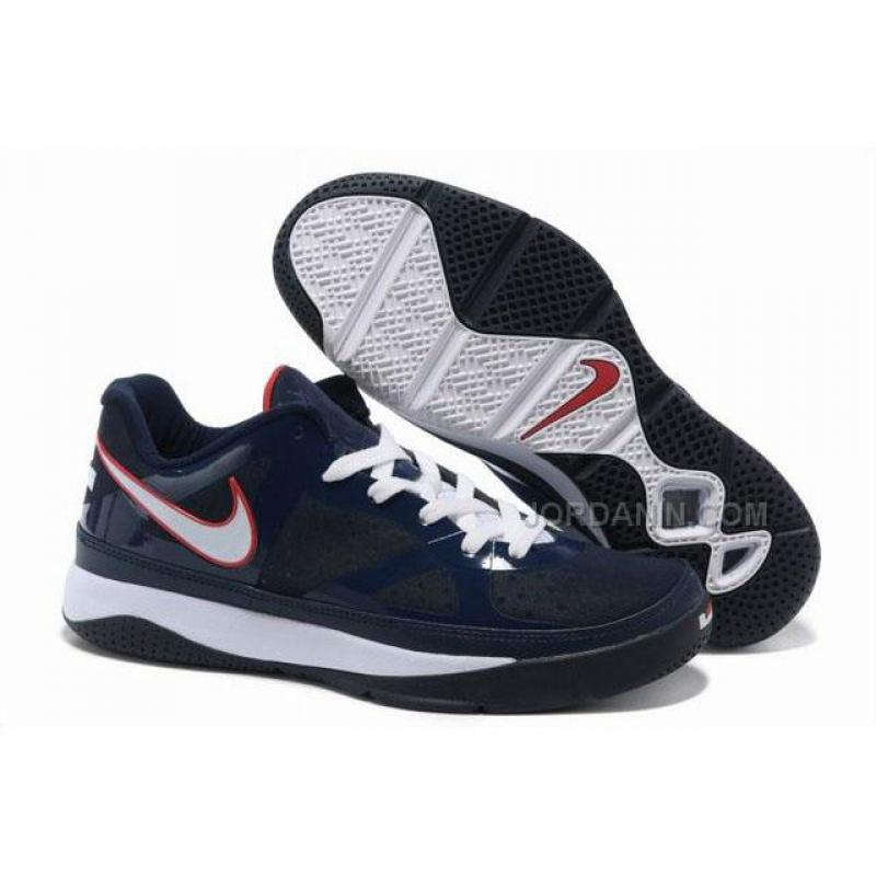 new product bd639 40707 USD  76.00. Hot Nike Zoom Lebron 8 Low Shoes Blue Black White ...