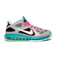 Nike LeBron 9 P.S Elite South Beach Wolf Grey Mint Candy Green Pink 516958-001 New