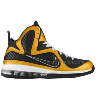 New Nike Lebron 9 Preview PT.2 Yellow Black White