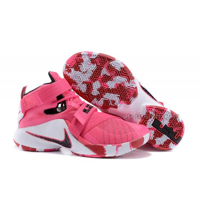 13a547d8419 ... best price cheap nike lebron soldier 9 think pink a1847 fc7dc