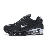 Best Men Nike Shox TL Running Shoes SKU:288723-449