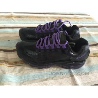 Nike Shox Black Purple Women Shoes Us Size 7 For Sale