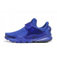Nike X Fragment Design Sock Dart SP Blue For Fall