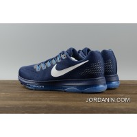 Nike Zoom All Out Low Men Shoes Blue New Style