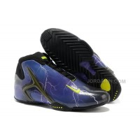 KD Nike Zoom Hyperflight PRM Lightning Ultraviolet/Volt-Black For Sale