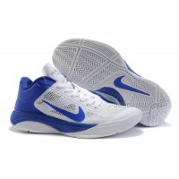 New Arrival Nike Zoom Hyperfuse Low 2010 White/Blue