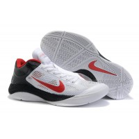 New Arrival Nike Zoom Hyperfuse Low 2010 White/Black/Red