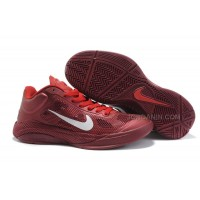 1df5a5c995a8 New Arrival Nike Zoom Hyperfuse Low 2010 Team Red White Sport Red