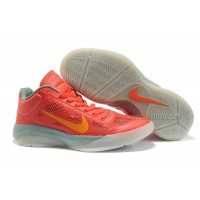 New Arrival Nike Zoom Hyperfuse Low 2010 Red/Team Orange/Grey