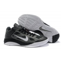 New Arrival Nike Zoom Hyperfuse Low 2010 Black/Cool Grey/White