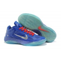 New Arrival Nike Zoom Hyperfuse Low 2010 All Star Blue/White/Red