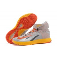 Discount Kyrie Irving Nike Zoom Hyperrev Grey Yellow