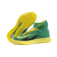 Discount Kyrie Irving Nike Zoom Hyperrev Green Tartrazine Yellow