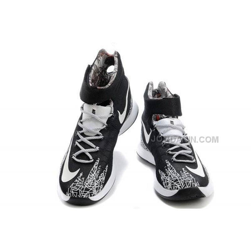 hot sale online ff29e 26f03 ... inexpensive discount kyrie irving nike zoom hyperrev black white 157c1  8fe85