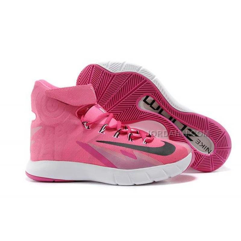 5b67ae3cb9fe USD  76.00. Discount Kyrie Irving Nike Zoom Hyperrev Breast Cancer ...
