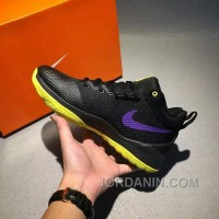 Nike Zoom HyperRev EP 2017 Black Purple Super Deals